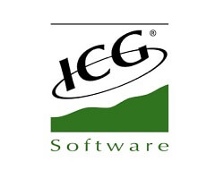 Logo ICG Software - Pantones
