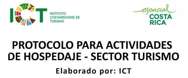 Protocolo Actividades de Hospedaje ICT